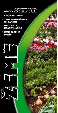 Zeme sodui ir darzui